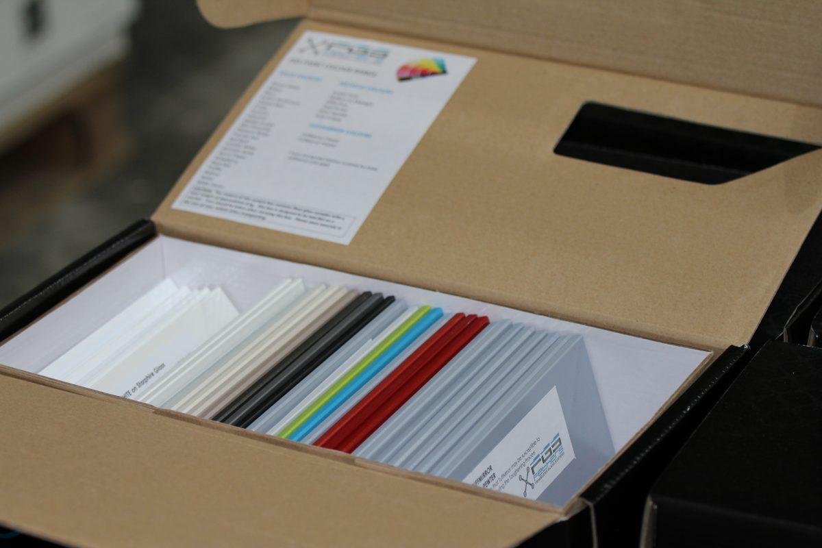 Paint Sample Box